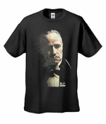 Don Corleone The Godfather Vintage Men's T-Shirt
