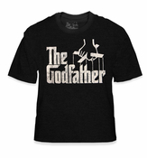 The Godfather Logo Vintage Movie T-Shirt