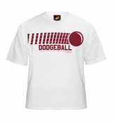 Dodgeball Violence, Exclusion & Degradation T-Shirt From the movie Dodgeball