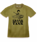 Frank The Tank T-Shirt From The Movie Old School
