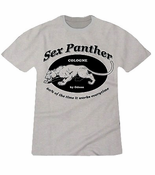 Sex Panther Cologne T-Shirt From the Movie Anchorman