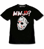 What Would Jason Do? Friday the 13th Jason Voorhees T-Shirt