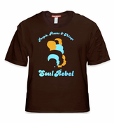 """Soul Rebel """"People Places & Things"""" T-Shirt"""