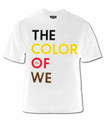 Soul Rebel The Color Of We T-Shirt (White)