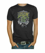 Gothic Money T-Shirt (Black)