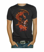 Forge Of Vesuvius T-Shirt