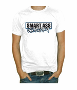 Smart Ass White Boy T-Shirt