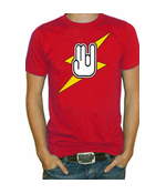 """""""The Shocker"""" Three Finger """"One in the Stinky"""" Mens T-Shirt"""