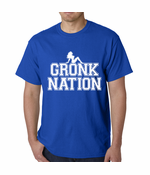Gronk Nation Sexy Babe Men's T-shirt