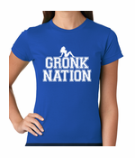 Gronk Nation Sexy Babe Women's T-shirt