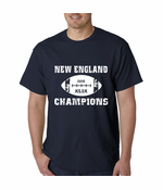 2015 New England Football Big Game Champions Men's T-Shirt