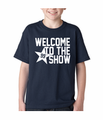 Welcome To The Show Watt Houston Kid's Youth T-Shirt