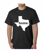 Texas is Home Men's T-Shirt
