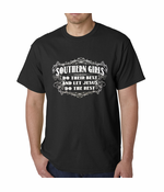 Southern Girls Do Their Best Men's T-shirt