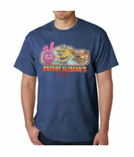Official Five Nights at Freddy's Freddy Fazbear's Pizza Graphic T-Shirt
