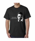 Without Education Malcolm X Men's T-Shirt