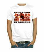 Fire Fighting Is Serious T-Shirt