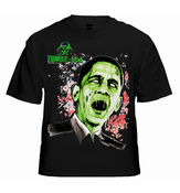 Barack Obama Zombama Men's T-Shirt