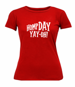Hump Day Yay-Uh! Womens T-Shirt