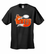 WDTFS What Does The Fox Say? Men's T-Shirt