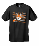 So Many Fox Sayings - What Does The Fox Say? Men's T-Shirt