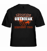 Zombie Outbreak Response Team Men's T-Shirt