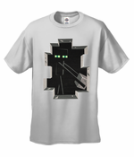 Minecraft Enderman Inside Men's T-Shirt