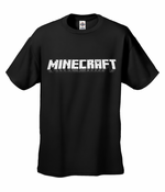 Minecraft Logo Men's T-Shirt