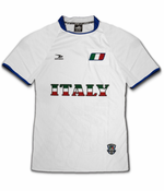 Italy PRO Soccer Jersey :: PRO Futball Jersey (White)