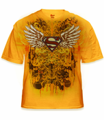 Superman Battle To The End T-Shirt