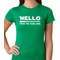 Hello - From The Dark Side Women's T-shirt