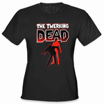 The Twerking Dead Women's T-Shirt