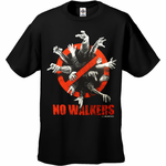 NO WALKERS Men's T-Shirt