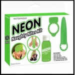 Neon Luv Touch Neon Naughty Nites Kit - Green