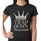 Trap Queen Full Silver Women's T-shirt