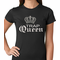 Trap Queen Silver Crown Women's T-shirt