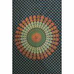"""Peacock Tapestry 60"""" x 90"""""""