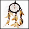Native Spirits 4 inch Dream Catcher
