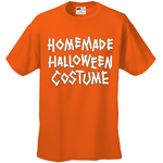 Home Made Halloween Costume T-Shirt