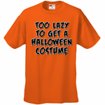 Too Lazy To Get a Halloween Costume Men's T-Shirt