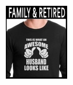 Family & Occupational Thermal Shirts
