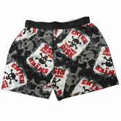 Enter At Your Own Risk Boxer Shorts