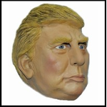 Donald Trump Natural Latex Halloween Mask