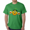 Irish St. Patrick's Day Drinking Leprechaun Emoji Men's T-shirt