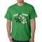 Irish Lucky Charms Funny Drinking Men's T-shirt
