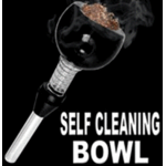 Self Cleaning Glass Bowl Head