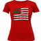 American Flag Pot Women's T-Shirt