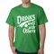 Drinks Well With Other Irish St. Patrick's Day Men's T-Shirt