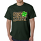 Get Lucky Irish Shamrock Men's T-Shirt
