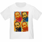 Martin Luther King Freedom Toddler T-Shirt